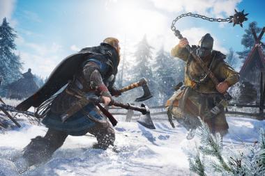 דרישות המערכת של Assassin's Creed Valhalla נחשפו