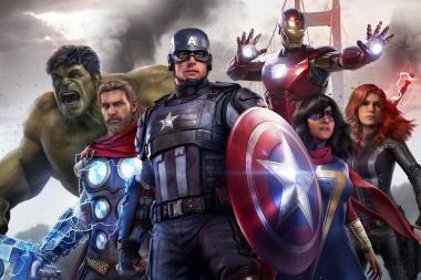 המשחקים Marvel's Avengers ו-Wolfenstein: Youngblood קיבלו תמיכה ב-DLSS