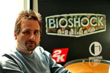 היוצר של BioShock עובד על משחק חדש