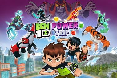 ביקורת: Ben 10: Power Trip - בן חמש וחצי