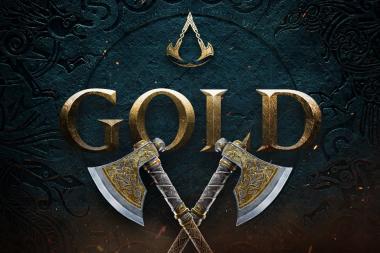 המשחק Assassin's Creed Valhalla הזדהב