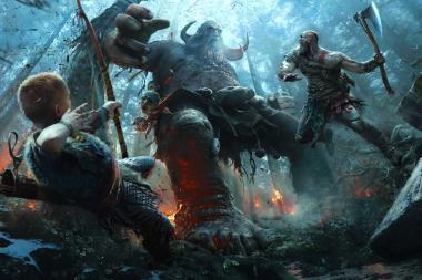 שמועה: God of War: Ragnarok יגיע מוקדם מהצפוי