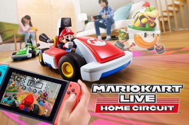 ביקורת: Mario Kart Live: Home Circuit - לנהוג על אמת