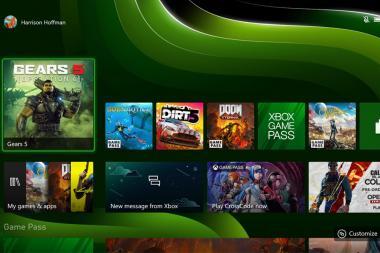 הצגת היכולות של ה-Xbox Series X|S