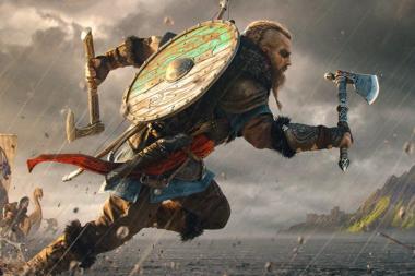 עדלי יונייטד ו-Vgames מחלקים לכם עותק של Assassin's Creed Valhalla!