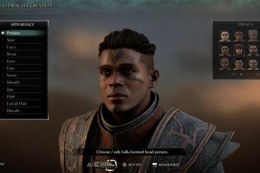 מערכת יצירת הדמויות ומצב צילום ב-Demon's Souls נחשפים