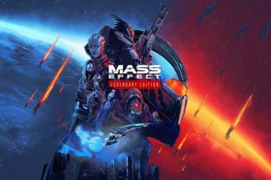 האוסף Mass Effect Legendary Edition הוכרז, יגיע באביב 2021