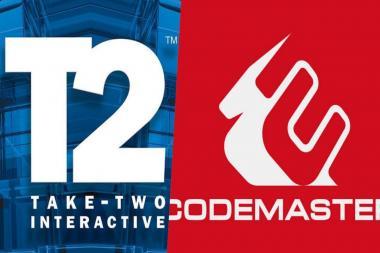 ענקית הגיימינג Take-Two רוכשת את Codemasters