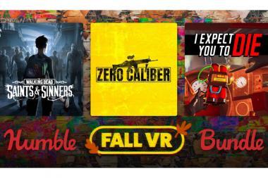 באנדל המציאות מדומה של Humble Bundle יוצא לדרך