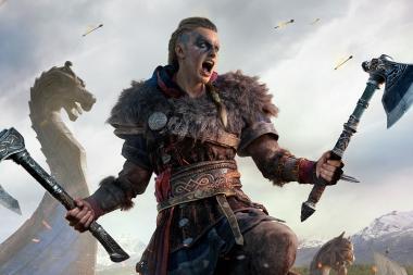 ביקורת: Assassin's Creed Valhalla - הטוב משני העולמות