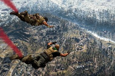 המשחק Call of Duty: Warzone קיבל עדכון 120FPS על ה-Xbox Series X