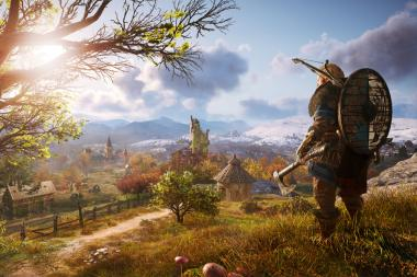 שובר קופות: Assassin's Creed Valhalla הוא המשחק המכניס ביותר בסדרה
