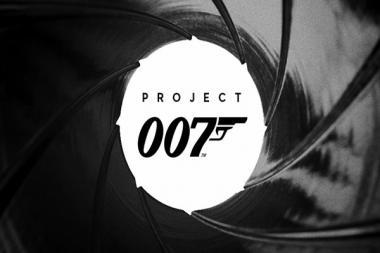 משחק ג'יימס בונד חדש הוא הפרויקט של IO Interactive
