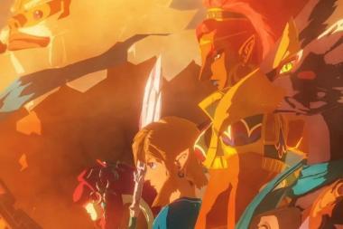 ביקורת: Hyrule Warriors: Age of Calamity - שעת נעילה