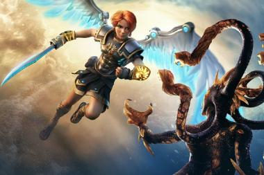 ביקורת: Immortals Fenyx Rising – המסע להצלת האלים