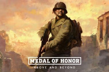 פרטים חדשים על Medal of Honor: Above and Beyond נחשפים
