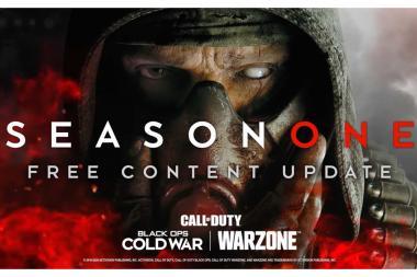 העונה הראשונה של Cold War & Warzone תחל השבוע