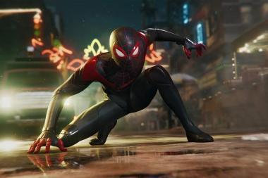 המשחק Spider-Man: Miles Morales מקבל מוד Ray Tracing ב-60FPS
