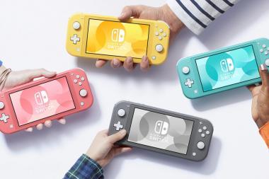 """קונסולת ה-Switch ממשיכה להיות הקונסולה הנמכרת ביותר בארה""""ב"""