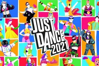 עדלי יונייטד ו-Vgames מחלקים לכם עותקים של Just Dance 2021!