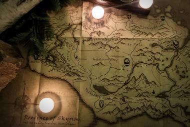 האם Bethesda רומזת לנו על העתיד של The Elder Scrolls?