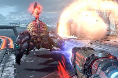 ביקורת: Doom Eternal על ה-Switch - מאגיה שחורה