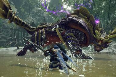 ב-Capcom מרגיעים: בעיות הביצועים בדמו של Monster Hunter Rise נפתרו