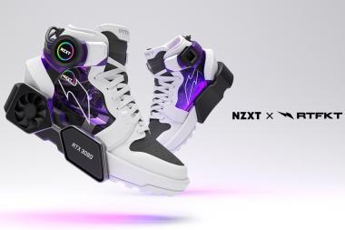 את הנעליים עם RTX 3080 כבר ראיתם?