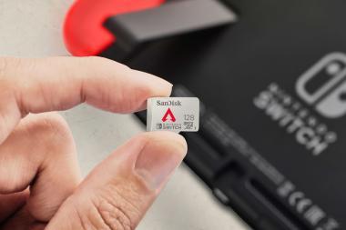 חברת Westren Digital משיקה כרטיס זיכרון ברוח Apex: Legends