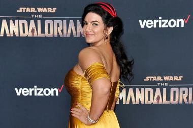 ג'ינה קאראנו פוטרה מתפקידה ב-The Mandalorian