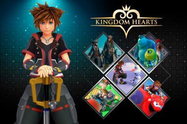 סדרת Kingdom Hearts בדרך למחשב