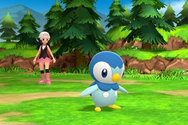 המשחקים Pokemon Brilliant Diamond ו-Shining Pearl הוכרזו
