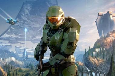 צפו בתמונות חדשות ומשופרות של Halo Infinite