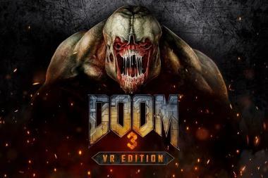 המשחק Doom 3 VR Edition מגיע ל-PSVR החודש!