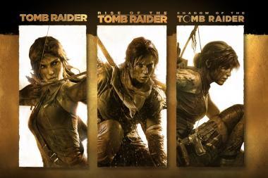 האם באנדל של משחקי Tomb Raider הודלף בחנות של Microsoft?