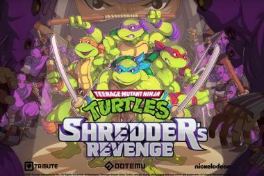 המשחק Teenage Mutant Ninja Turtles: Shredder's Revenge הוכרז