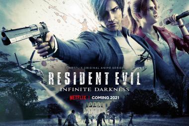 נטפליקס מספקת מבט ראשון אל Resident Evil: Infinite Darkness