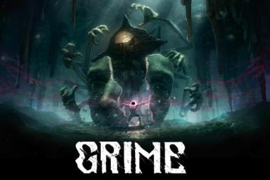 צפו בטריילר החדש ל-GRIME, משחק אקשן כחול-לבן
