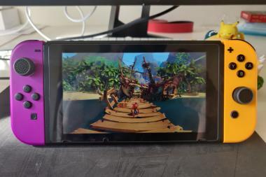 ביקורת: Crash Bandicoot 4: It's About Time על ה-Switch - רייג׳ נייד