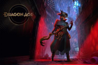 תמונות קונספט-ארט חדשות של Dragon Age 4 נחשפות