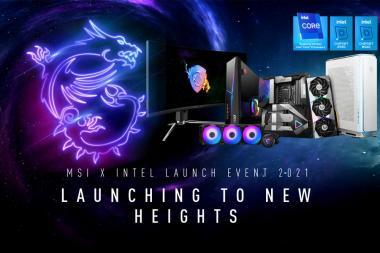 הכירו את המוצרים החדשים של MSI