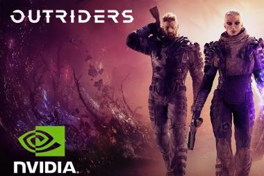 הצגת היכולות של כרטיסי המסך מבית Nvidia ב-Outriders