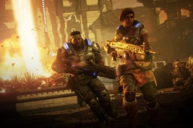 כנראה שלא נראה את Gears 6 בתערוכת E3 השנה
