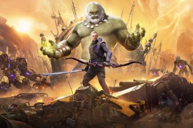 המפתחת Crystal Dynamics מנסה להציל את Marvel's Avengers