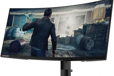 ביקורת: מסך Lenovo G34w-10