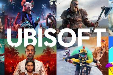 חברת Ubisoft ממתגת את משחקי המקור שלה