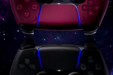 סוני מכריזה על שני צבעים חדשים לשלט ה-DualSense של ה-PS5