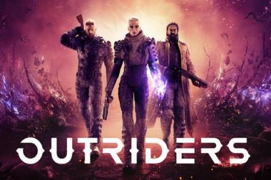 המשחק Outriders חצה את רף 3.5 מיליון השחקנים