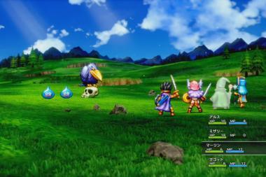 רימייק ל-Dragon Quest III הוכרז, יהיה בסגנון HD-2D