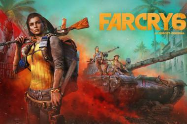צפו בגיימפליי חדש של Far Cry 6!